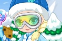 Baby Elsa - Gita sulla Neve