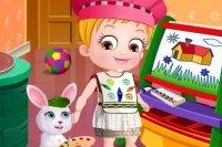 Baby Hazel: Impara a Riconoscere i Colori