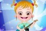 Baby Hazel Rockstar