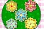 Biscotti floreali