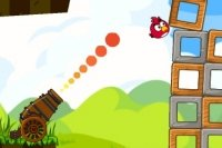 Cannone di Angry Birds