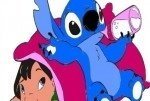 Colora Lilo e Stitch