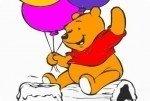 Colora Winnie Pooh 2