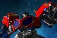 Corsa di motociclette di Transformers