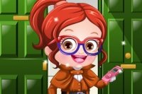 Detective Baby Hazel - Dress Up