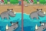 Differenze allo zoo