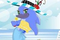 Dolphin Diva Dress Up