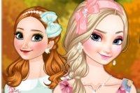 Frozen Sisters - Moda d'Autunno