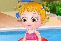 I divertimenti estivi di Baby Hazel