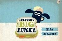 Il maxi pranzo di Shaun