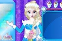 Il Negozio del Ghiaccio di Elsa - Frozen