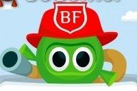 Il piccolo pompiere verde