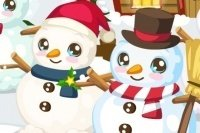 Il tuo pupazzo di neve