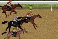 Jockey Horse Rare