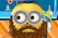 La barba di Minion