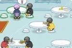 La cena dei pinguini