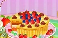 La torta della nonna