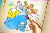 Colora Il Castello E La Principessa Giochibambini It
