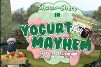 Lo yogurt di Shaun