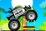 Monster Truck della polizia