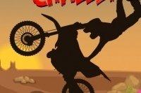 Motocross nel deserto