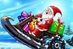 Motoslitta di Babbo Natale 2