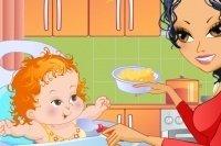 Nutri il bebè