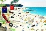 Operazione spiaggia pulita