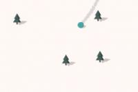 Palla di Neve Ghiacciata