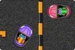 Parcheggia le autoscontro