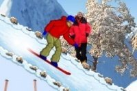 Pista di Snowboard