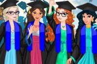 Principesse alla Festa di Diploma