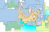 Puzzle di Bambi