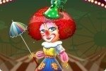 Ragazza Clown