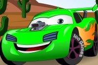 Rimetti a Nuovo McQueen Cars 2