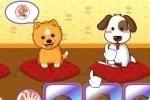 Salone di bellezza per cuccioli