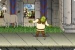 Shrek sullo skateboard