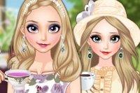 Tea Party di Elsa