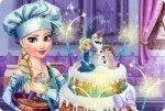 Torta nuziale di Elsa