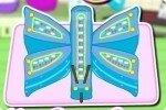 Torta a forma di farfalla