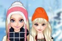 Vesti Elsa in viaggio