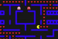 Matematica con Pac-man - San Valentino