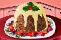 Pudding Natale di Sara